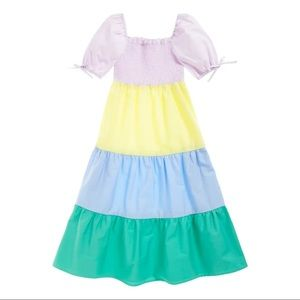 Seed Heritage Girls Striped Colored Maxi D…